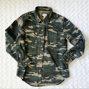 Forever21 Camo Jacket